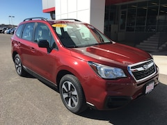 Used 2017 Subaru Forester 2.5i SUV for sale in Twin Falls ID