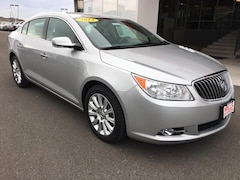 New 2013 Buick LaCrosse Leather Group Sedan for Sale in Twin Falls, ID