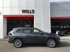 2021 Toyota RAV4 Limited SUV for sale in Twin Falls ID
