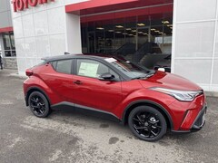 2021 Toyota C-HR Nightshade SUV for sale in Twin Falls ID