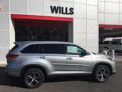 New 2019 Toyota Highlander LE V6 SUV for sale in Twin Falls ID