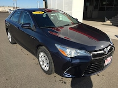 Used 2016 Toyota Camry LE Sedan for sale in Twin Falls ID
