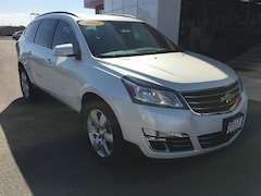 Used 2015 Chevrolet Traverse LTZ SUV for sale in Twin Falls ID