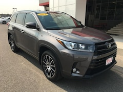 New 2017 Toyota Highlander SE SUV for Sale in Twin Falls, ID