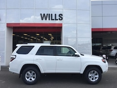 New 2019 Toyota 4Runner SR5 SUV for sale in Twin Falls ID