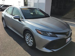 Certified Used 2018 Toyota Camry LE Sedan for sale in Twin Falls ID