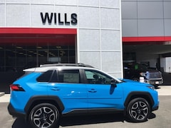 New 2019 Toyota RAV4 Adventure SUV for sale in Twin Falls ID