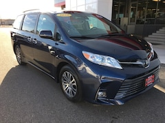 Certified Used 2020 Toyota Sienna XLE 8 Passenger Van for sale in Twin Falls ID