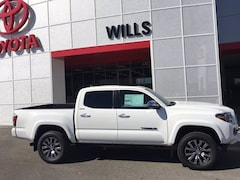 New 2021 Toyota Tacoma Limited V6 Truck Double Cab for Sale in Twin Falls ID