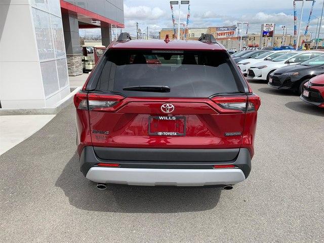 New 2019 Toyota RAV4 For Sale | Twin Falls ID | 2T3J1RFV9KW035885