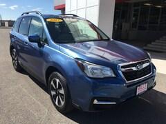 Used 2017 Subaru Forester 2.5i Premium SUV for sale in Twin Falls ID
