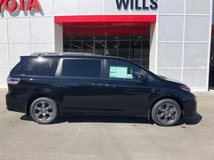 New 2019 Toyota Sienna SE Premium 7 Passenger Van for sale in Twin Falls ID