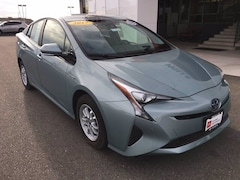 Certified Used 2017 Toyota Prius Two Hatchback for sale in Twin Falls ID