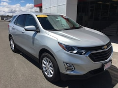 Used 2020 Chevrolet Equinox LT SUV for sale in Twin Falls ID