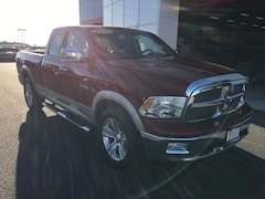 New 2010 Dodge Ram 1500 Laramie Truck Quad Cab for Sale in Twin Falls, ID