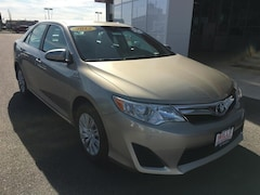 Used 2013 Toyota Camry LE Sedan for sale in Twin Falls ID