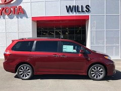 New 2019 Toyota Sienna XLE 7 Passenger Van for sale in Twin Falls ID