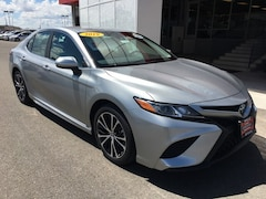 Certified Used 2019 Toyota Camry SE Sedan for sale in Twin Falls ID