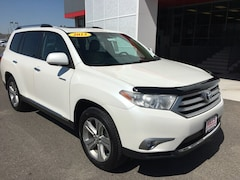 New 2013 Toyota Highlander Limited SUV for Sale in Twin Falls, ID