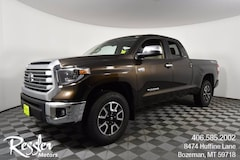 2021 Toyota Tundra Limited 5.7L V8 Truck Double Cab for sale in Twin Falls ID
