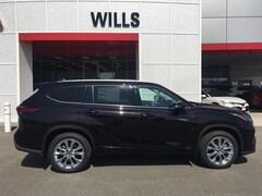 2020 Toyota Highlander Hybrid Limited SUV for sale in Twin Falls ID