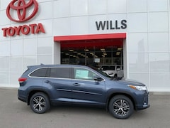 New 2019 Toyota Highlander LE Plus V6 SUV for sale in Twin Falls ID