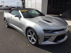2017 Chevrolet Camaro SS Convertible