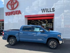 New 2019 Toyota Tundra Limited 5.7L V8 Truck CrewMax for sale in Twin Falls ID