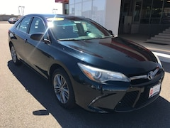 Certified Used 2017 Toyota Camry SE Sedan for sale in Twin Falls ID