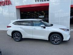 2020 Toyota Highlander XLE SUV for sale in Twin Falls ID