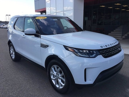 2020 Land Rover Discovery SE Supercharged SUV