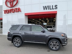New 2019 Toyota 4Runner Limited SUV for sale in Twin Falls ID