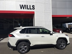 2020 Toyota RAV4 Hybrid Limited SUV for sale in Twin Falls ID