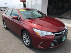 Certified Used 2017 Toyota Camry Hybrid XLE Sedan for sale in Twin Falls ID