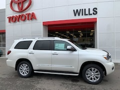 New 2019 Toyota Sequoia Platinum SUV for sale in Twin Falls ID
