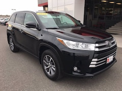 Certified Used 2019 Toyota Highlander XLE SUV for sale in Twin Falls ID
