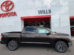 New 2020 Toyota Tundra 1794 5.7L V8 Truck CrewMax for sale in Twin Falls ID