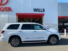 New 2019 Toyota Sequoia Limited SUV for sale in Twin Falls ID