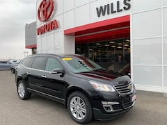 Used 2015 Chevrolet Traverse 1LT SUV for sale in Twin Falls ID