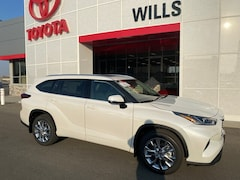 New 2021 Toyota Highlander Limited SUV for Sale in Twin Falls, ID