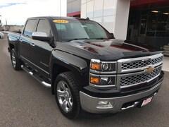 New 2014 Chevrolet Silverado 1500 LTZ Truck Crew Cab for Sale in Twin Falls, ID