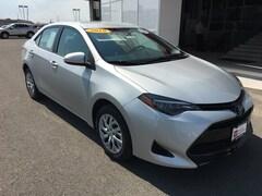 Certified Used 2019 Toyota Corolla LE Sedan for sale in Twin Falls ID