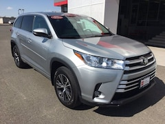 Certified Used 2018 Toyota Highlander LE Plus SUV for sale in Twin Falls ID