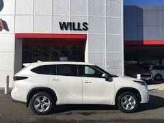 2020 Toyota Highlander LE SUV for sale in Twin Falls ID