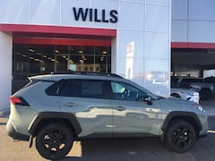 2020 Toyota RAV4 TRD Off Road SUV for sale in Twin Falls ID