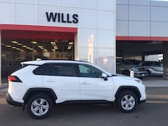 2021 Toyota RAV4 XLE SUV for sale in Twin Falls ID