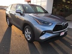 2021 Toyota Highlander Hybrid LE SUV for sale in Twin Falls ID