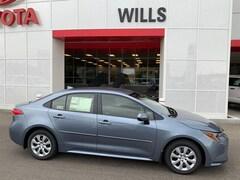 New 2020 Toyota Corolla LE Sedan for sale in Twin Falls ID