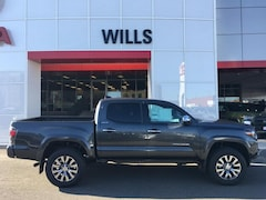 New 2020 Toyota Tacoma Limited V6 Truck Double Cab for Sale in Twin Falls ID