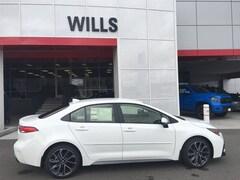 New 2020 Toyota Corolla SE Sedan for sale in Twin Falls ID